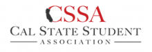 Cal State Student Association logo