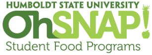 OhSNAP! Student Food Programs logo