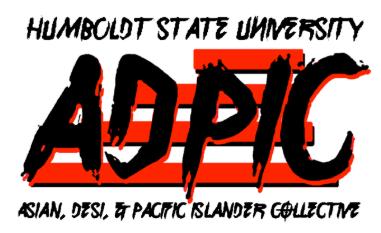 Asian, Desi, Pacific Islander Center Logo
