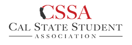 The AS External Affairs Representative travels monthly to participate in the CSU-wide Associated Students